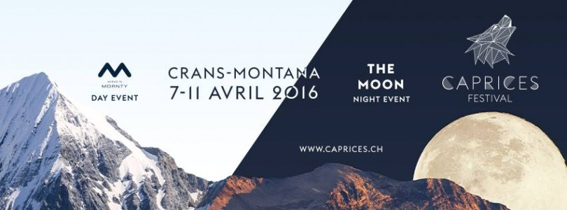 Caprices Festival 2016 @ Crans-Montana, SWITZERLAND