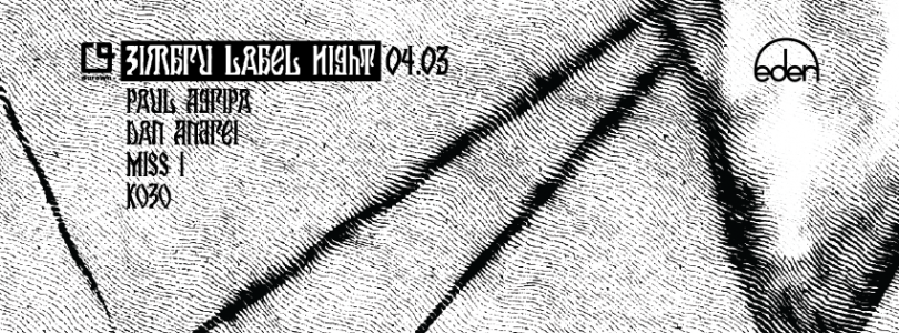 Zimbru Label Night: Kozo, Dan Andrei, Miss I, Paul Agripa @ Bucharest, Romania