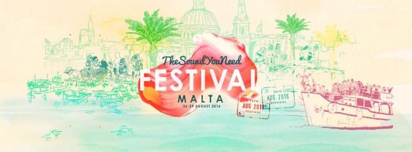 The Sound You Need Festival 2016 @ Malta