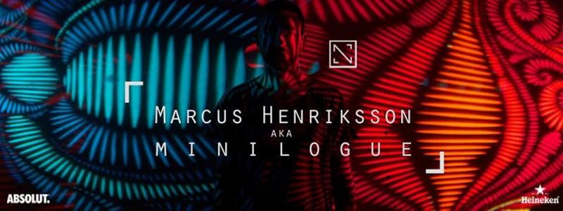 NIGHTLoNG pres. Marcus Henriksson (Minilogue), Drummer In Cosmos, Bogdan Lazar @ Timisoara, Romania