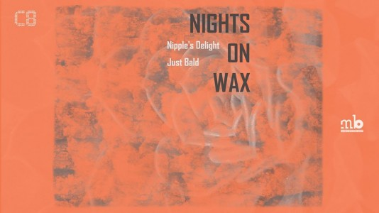 Nights On Wax #03 with Nipple's Delight & Just Bald @ Bucharest, Romania