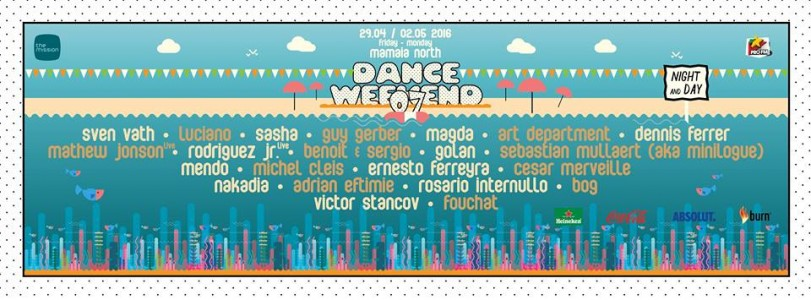 The Mission Dance Weekend 07 @ Mamaia Nord Beach, Romania