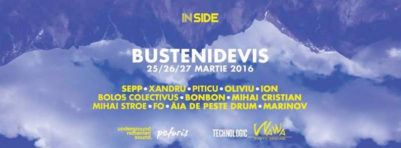 BUSTENIDEVIS @ Busteni, Romania