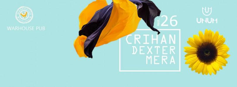 UNUM pres. Crihan, Dexter, Mera @ Brasov, Romania