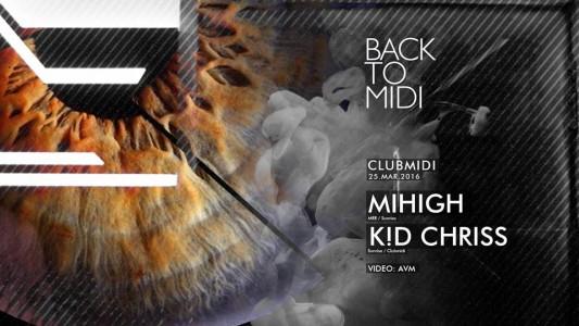 Back to Midi @ Cluj-Napoca, Romania