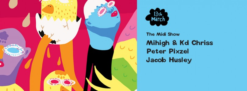 WYS! pres. The Midi Show w Mihigh & Kd Chriss + Residents @ London, UK