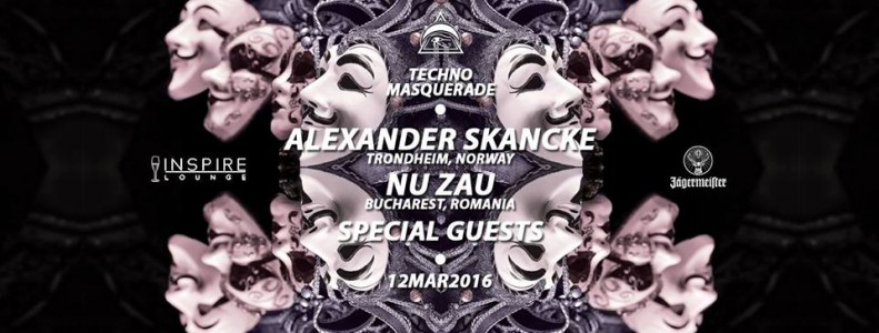TECHNO MASQUARADE @ Bucharest, Romania