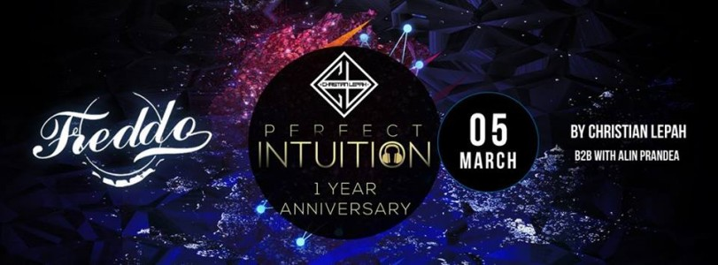Perfect intuition -1 year anniversary @ Bucharest, Romania