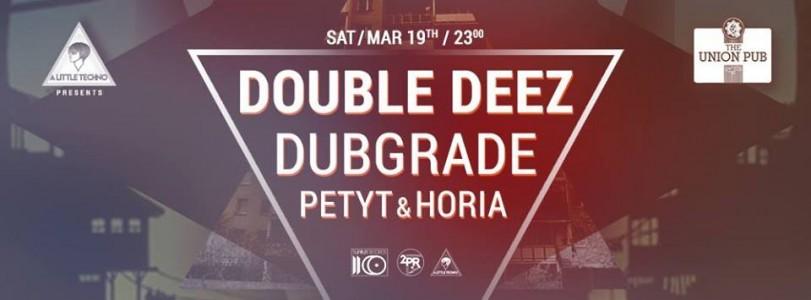 A Little Techno Pres. Double Deez Dubgrade Petyt Horia @ Codlea, Romania