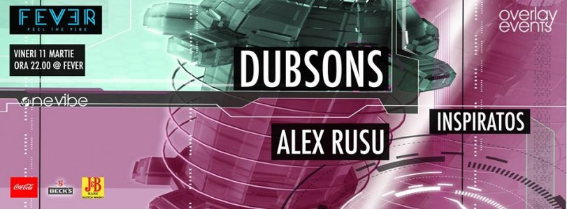 Overlay Last Minute Party Ch. 2 : DUBSONS // ALEX RUSU // INSPIRATOS @ Iasi, Romania