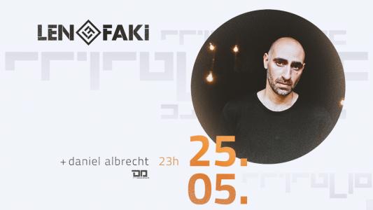 Len Faki & Daniel Albrecht @ Ausburg, Germany