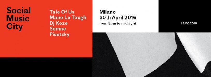 Social Music City @ Milan, Italy