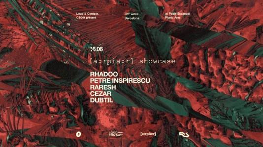 A:RPIA:R Showcase Off Week 2016 @ Barcelona, Spain