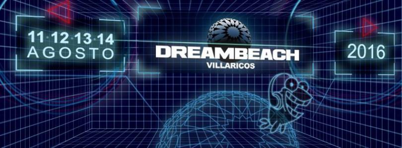 Dreambeach Villaricos 2016 @ Almeria, Spain