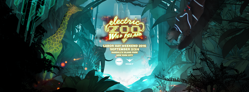 Electric Zoo 2016 @ New York, NY, USA