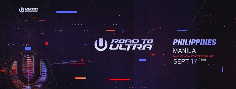 Road to Ultra: Philippines 2016 @ Pasay City, Philippines
